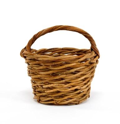 Cottage Egg Gather Basket