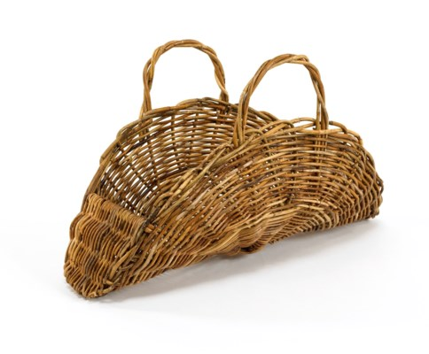 Cottage Cut Stems Basket