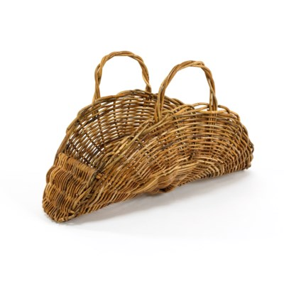 Cottage Cut Stems Basket