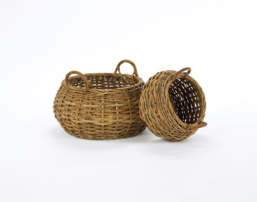 Cottage Garden Planting Basket Set