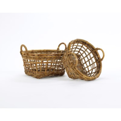 Cottage Garden Produce Basket Set