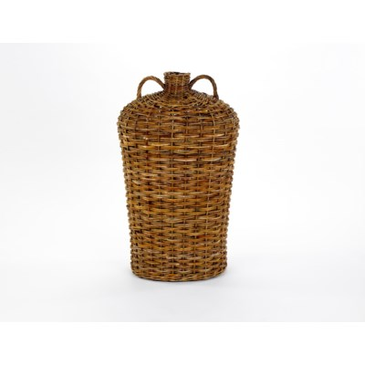 Cottage Oversized Woven One Handled Jug