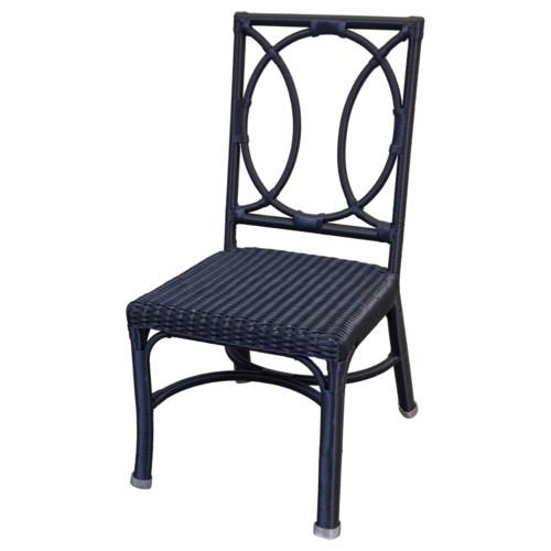 Outdoor Lauren Side Chair