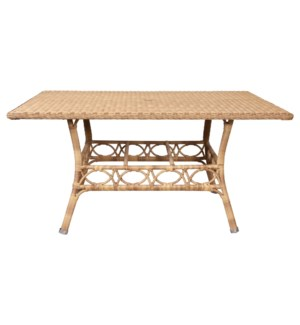 Outdoor Seaside Dining Table