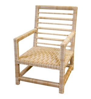 Outdoor Maritime Arm Chair
