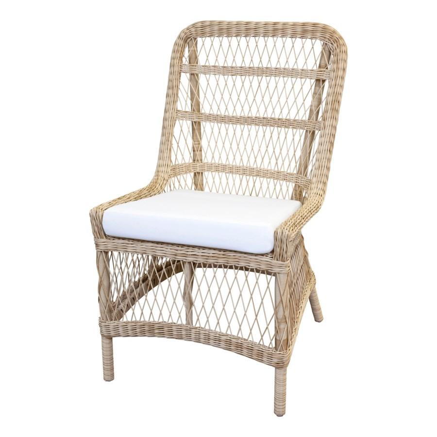 Outdoor Lemonade Side Chair