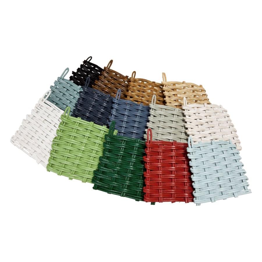 Set/21 Wicker Color Samples
