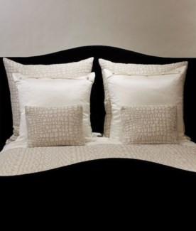 croc pillow