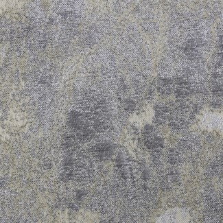 terrazzo silver yardage