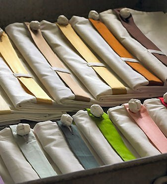 cotton pillowcases for silk band sheeting