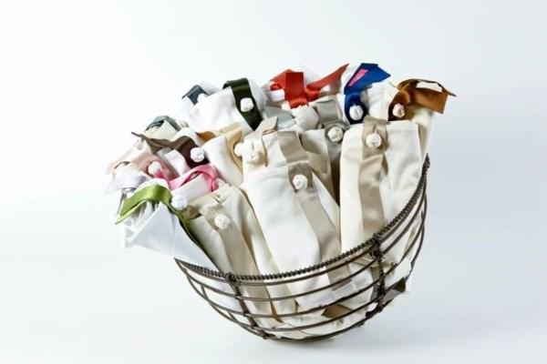 charmeuse pillowcase band set