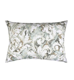 acanthus pillow