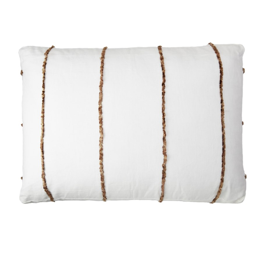 cattail box pillow