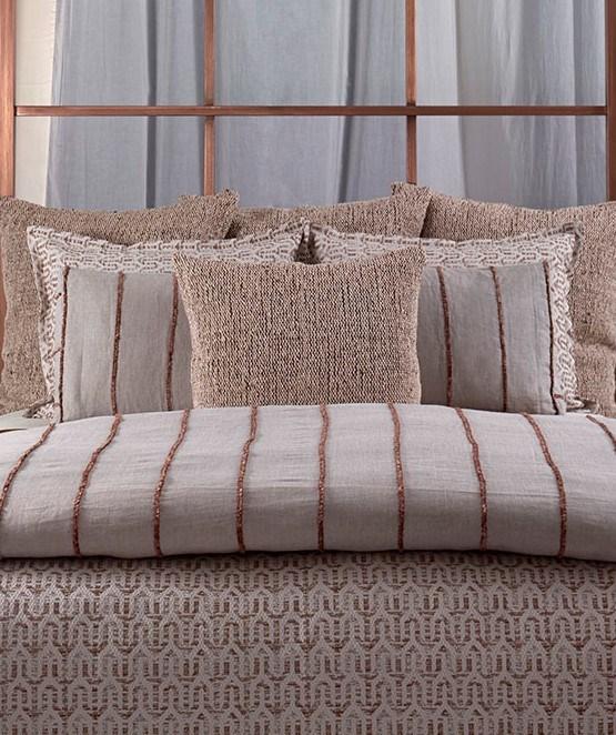cattail box pillow