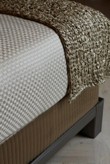 charmeuse channel quilt box spring cover