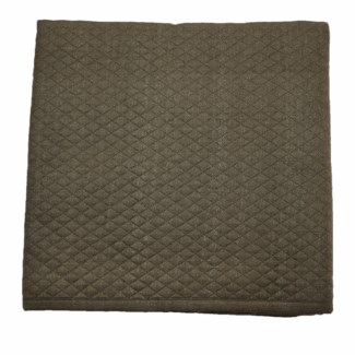 quilted basketweave coverlet