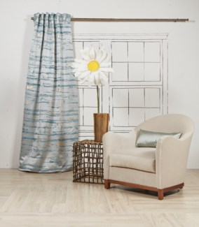 serenity curtain panel