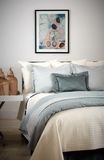 dots duvet set