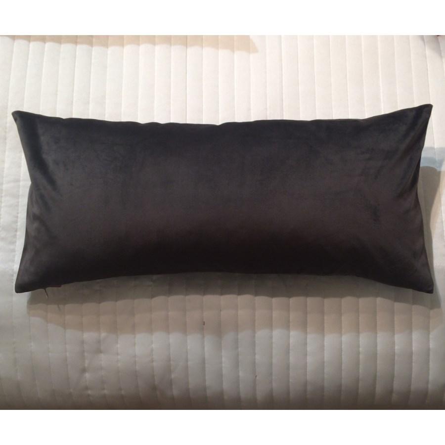 duchess + velvet reversible pillow