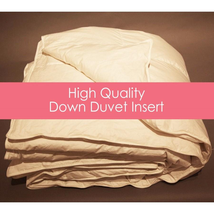 down high quality duvet insert