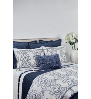 iron gate duvet set