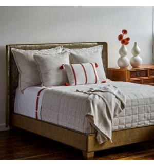 macau quilted coverlet