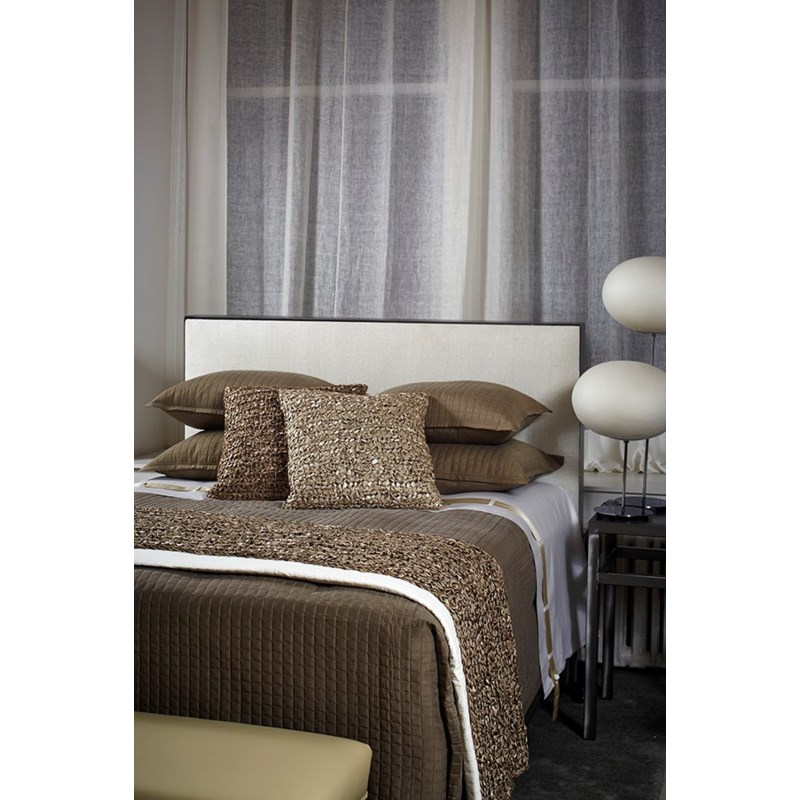 Silk Ready-to-Bed quilted coverlet set