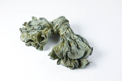 crushed taffeta napkins - set of 4