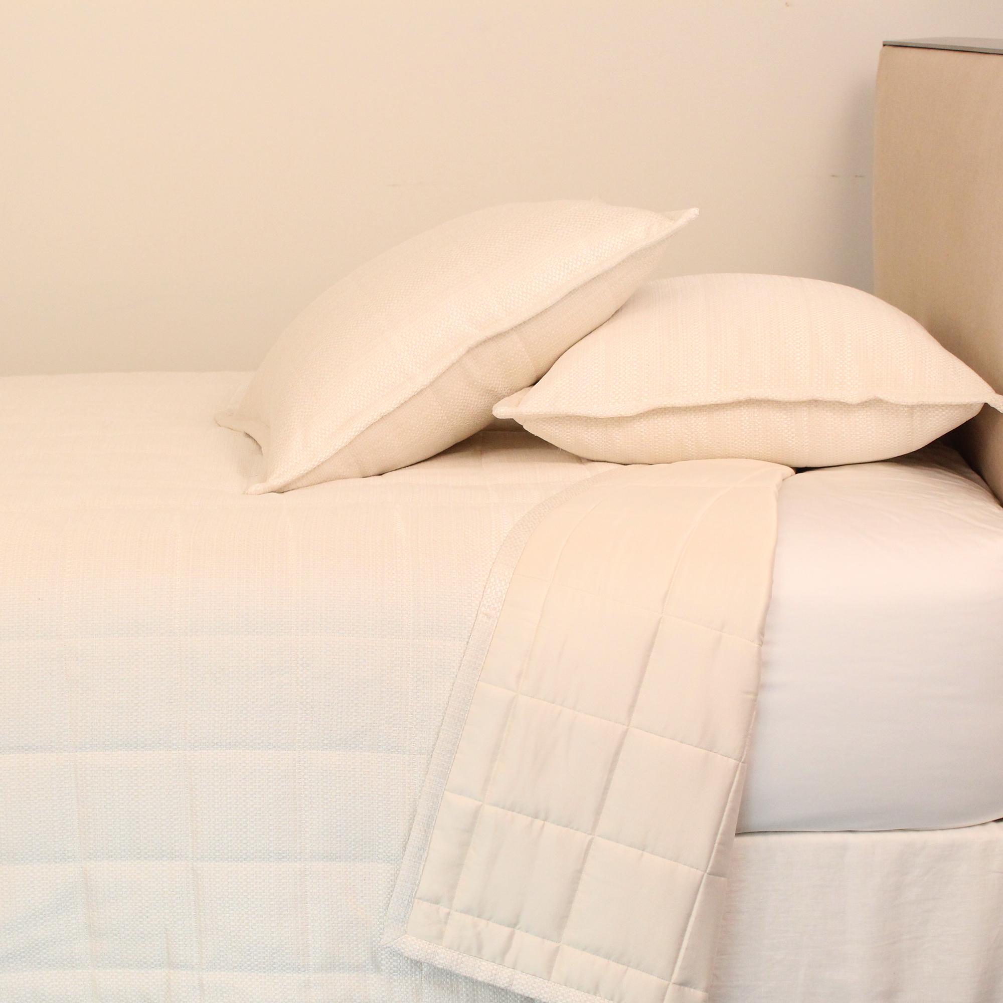 Texture Coverlet Set White Coverlet Sets Art Of Home Ann Gish Luxury Linens