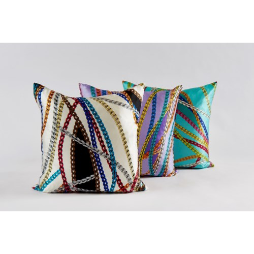 chains pillow