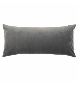 duchess + velvet reversible pillow