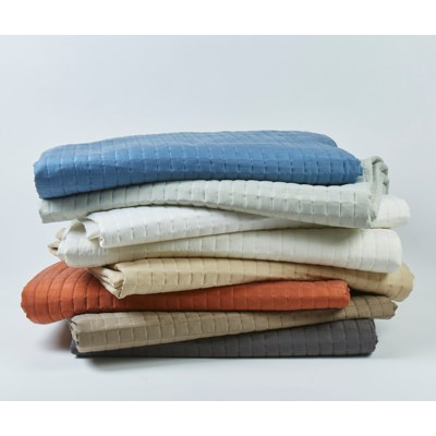Silk Ready-to-Bed quilted sham