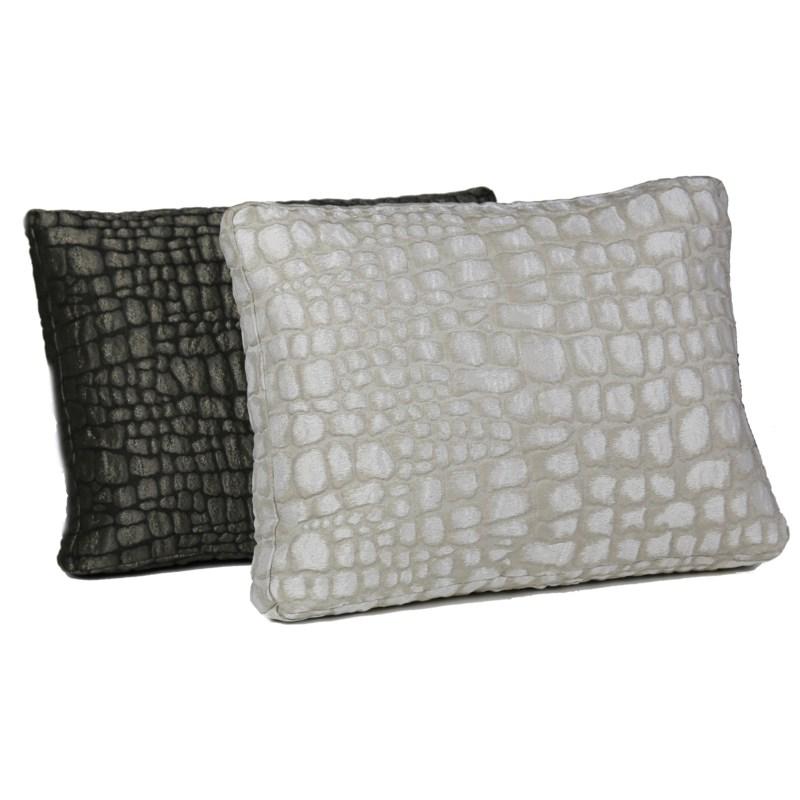 croc box pillow