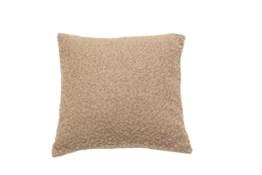 boucle pillow