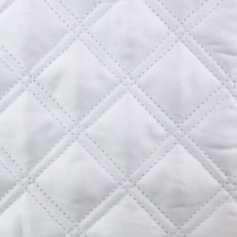 double diamond coverlet set - ice