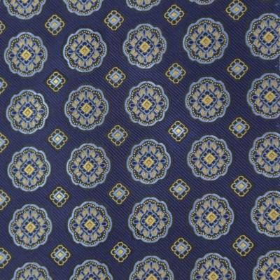 foulard duvet set - blue