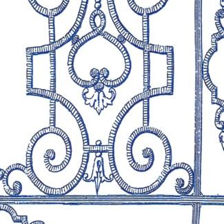 iron gate duvet set