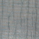 sheer curtain panel - teal