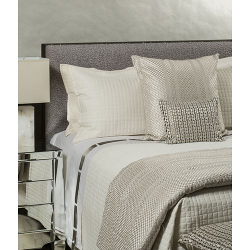 linen cotton Ready-to-Bed coverlet