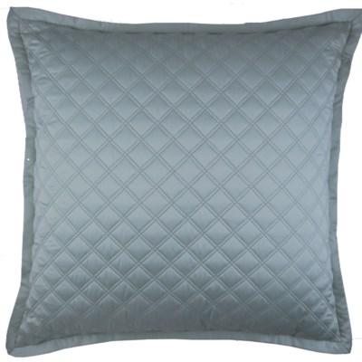 double diamond coverlet set - seablue
