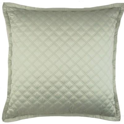 double diamond coverlet set - sea
