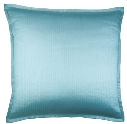 linea coverlet set - gracious blue