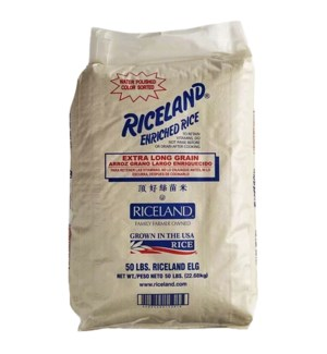 RICELAND #5341 ENRICHED RICE