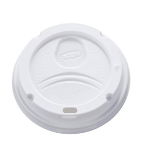 DOME LID #WST121620 COFFEE LID SIP THROUGH
