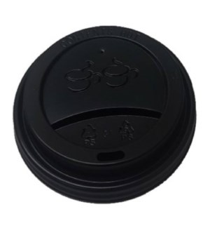 DOME LID #BST10121620 COFFEE LID SIP THROUGH