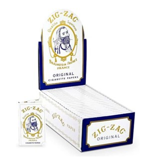 ZIG ZAG WHITE CIG PAPERS