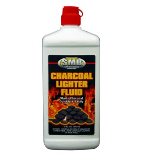 CHARCOAL LIGHTER FLUID SMB