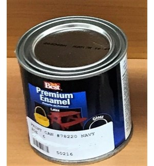 PAINT CAN #78220 NAVY