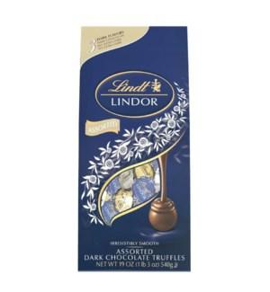 LINDT LINDOR #04355 DARK CHOCOLATE