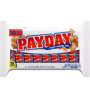 PAY DAY 10 PACK